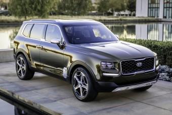 Luxusterepjárót építhet a Kia