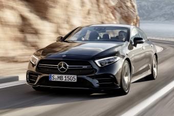 Jönnek a hibrid AMG sportkocsik