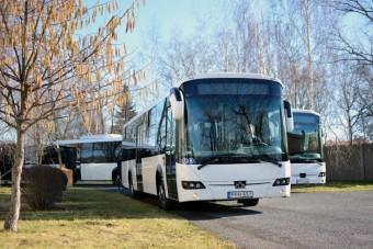 Tavasszal 100 új buszt kapnak a vidéki közlekedési központok