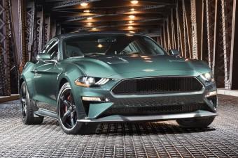 Ford Mustang Bullitt: jubilál a legenda