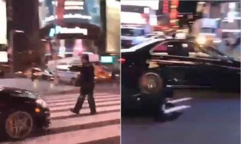 Mozifilm elevenedett meg New York utcáin