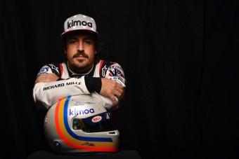 Alonso még keresi a tempót