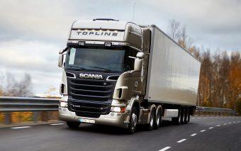 Brutális bírságot kapott a svéd teherautó-gyártó