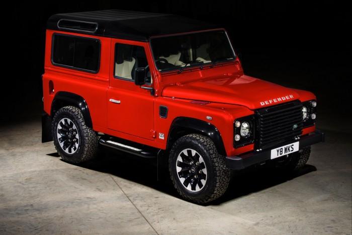 Ismét gyártják az ős-Land Rovert! 3