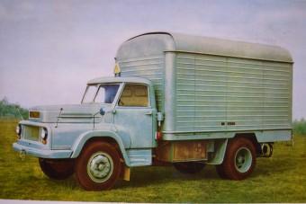 A legszebb magyar csőrös hűtőkocsi