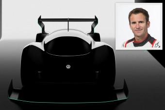 Le Mans-i nagyágyúval tör győzelemre a VW villanyautója