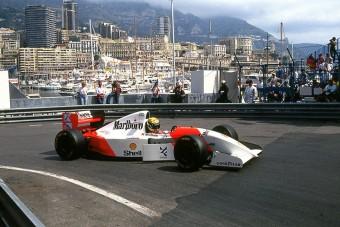 F1: 1,3 milliárdért kelt el Senna McLarenje