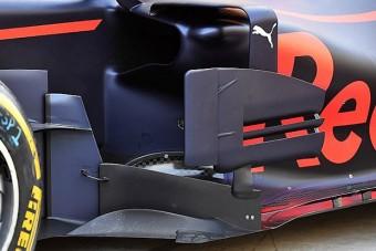 A szponzorok kedvéért változnak az F1-es autók
