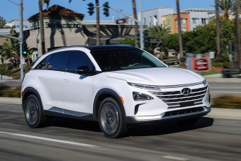 Üzemanyagcellás robotautó a Hyundaitól