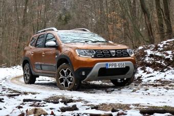 Itt az új Dacia Duster, még mindig olcsó