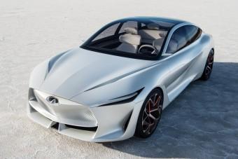 Villanyautót fog gyártani a Nissan luxusmárkája