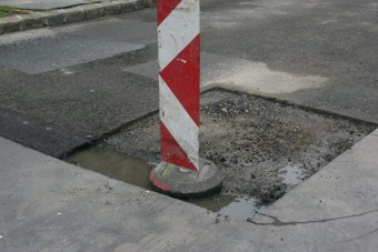 Óriási káosz jön, felújítják a Szentendrei utat