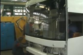 Nem mindennapi videó a hajdani Ikarus-gyárból