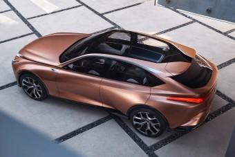 Lexus LF-1 Limitless: nincs motorja, mégis mozog
