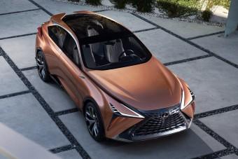 Óriás luxusterepjáróról álmodik a Lexus