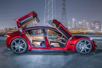 Az autó, amely megszoríthatja a Teslát (ha valódi)