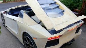 Ez a kézműves Lamborghini meglepőbb, mint elsőre gondolnád