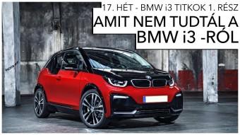 Ez a videó mindent megmutat a BMW-s villanyautózásról