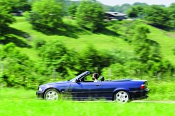 BMW E36 Cabrio: megéri megmenteni?
