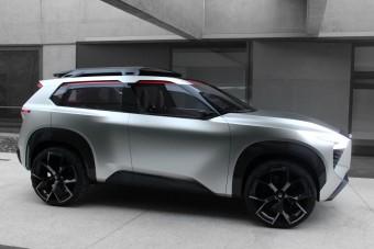 Nissan XMotion: asztalos mestermunka