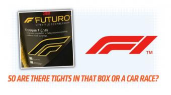 Fotó mutatja, mekkora baj lehet az új F1-logóból