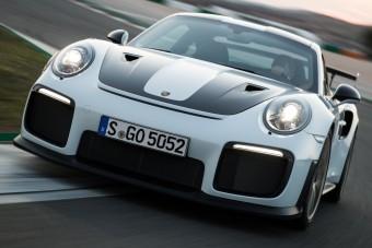 Így lett egyre durvább a Porsche 911 GT2