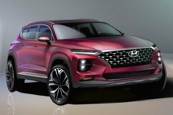 További képeken a Hyundai új zászlóshajója
