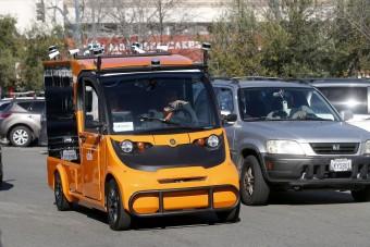 Önvezető járművek hozhatják a jövőben az ebédhez valót