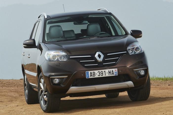 Inkább szép, mint okos: Renault Koleos 4