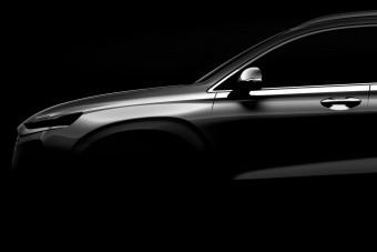 Jön a Hyundai negyedik óriása