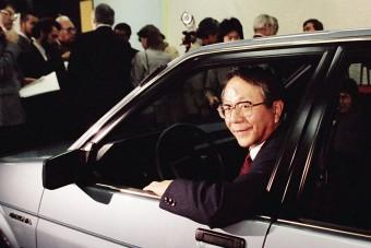 Elhunyt a zseni, aki világcéggé tette a Toyotát
