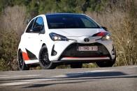 Toyota, ami letépi a fejed – Yaris GR-Four 18