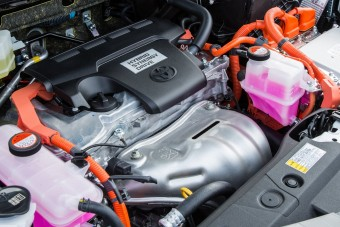 Technológiai díjat nyert a Toyota és a Lexus hibrid technológiája