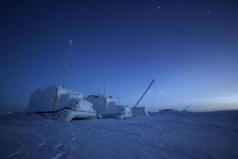 Lefotóztak pár jégbe fagyott, elhagyott orosz óriást