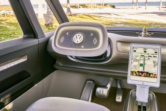Jönnek a gondolkodó Volkswagenek