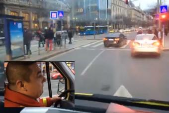 Élő videóban mutatták meg egy magyar mentős vonulását - Le a kalappal!