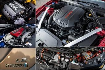 Ezek az év legjobb új motorjai