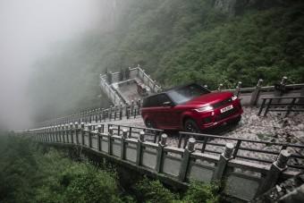 Az autó, amely fenn járt a mennyország kapujában