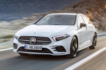 Bemutatták az új Mercedest, Kecskeméten fogják gyártani!