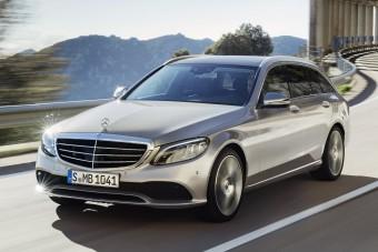 Megújul a Mercedes C-osztály