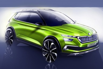 Félelmetes, amire a Škoda készül 2019-ben