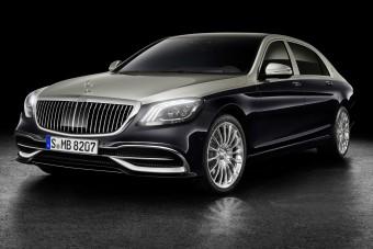Megújul a Mercedes legcsúcsabb csúcsmodellje