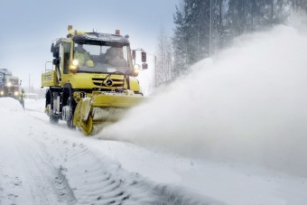 Erre a masinára számíthatsz, ha méteres hó áll az utadban