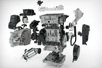 Elkészült a Volvo háromhengeres motorja