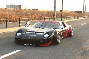 Ettől a tuningolt Lamborghinitől felfordult a net