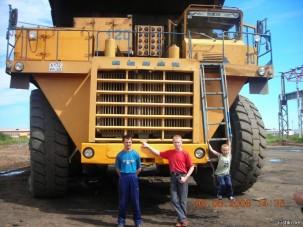 Nézz meg egy 220 tonnás guruló munkahelyet