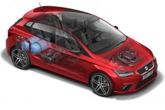 3,3 kilót eszik százon az új SEAT Ibiza