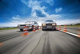 Régen minden jobb volt, még a BMW is