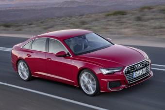 Csak hibridként lesz kapható a vadonatúj Audi A6!