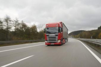 Jobbnak bizonyult versenytársainál a Scania